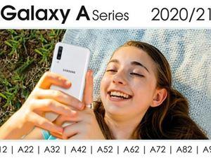 三星為2020款Galaxy A系列智能機申請一系列新商標