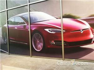 特斯拉 超级充电桩 Tesla 特斯拉超级充电站