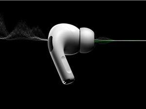 蘋果AirPods Pro耳機電池容量揭曉:43mAh能用5小時