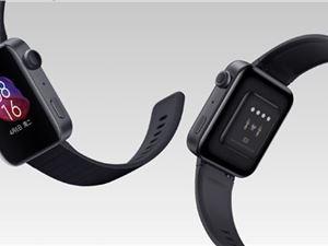 小米手表正式發布:支持eSIM獨立通話 搭載MIUI for Watch