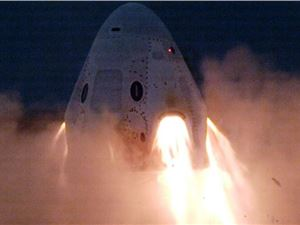 SpaceX CrewDragon