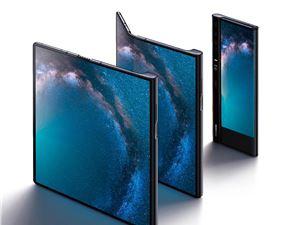 MateX 华为 折叠屏手机