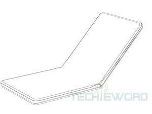 华为 华为专利 华为折叠屏手机 翻盖折叠屏
