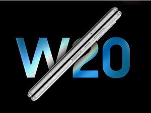 三星W205G 三星折叠屏手机 三星W20 中国电信 5G手机