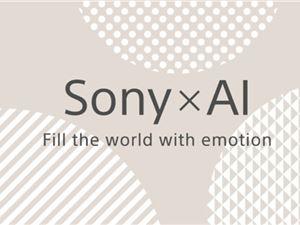 索尼 AI 人工智能