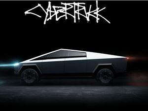 特斯拉 特斯拉皮卡车 Cybertruck