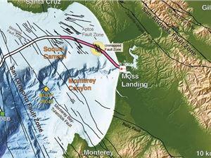 地震仪 海底光缆 地震监测