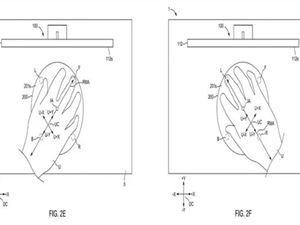苹果鼠标 MagicMouse 苹果专利