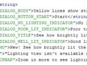 """谷歌地图筹划引入""""照明""""层:为用户带来更安然的夜晚出行"""