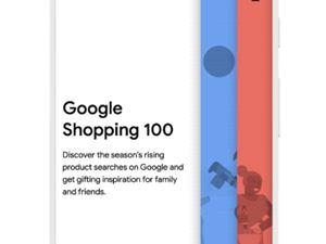 Google的新购物网站展示了本购物季最受迎接的礼品