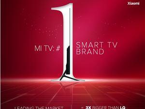 小米电视 小米 小米印度市场