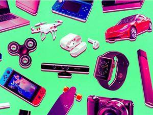 最酷100款科技产品 iPhone4 AirPods