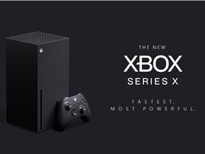 微软下一代游戏主机 Xbox Series X 正式公布