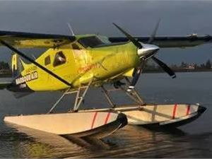 首架电动飞机首飞 电动飞机 商用飞机 飞行汽车