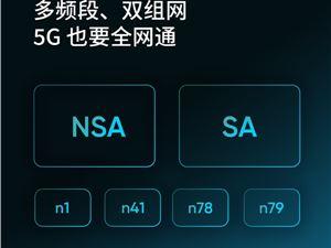 realme真我X50 5G來了:覆蓋5G主流頻段 支持5G全網通