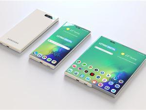 小米伸縮屏手機專利大曝光 驚艷程度不輸MIX Alpha