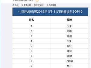 李肖爽:小米電視全年中國第一穩了
