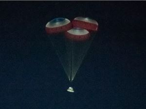 载人飞船 波音 国际空间站 太空探索 外闻