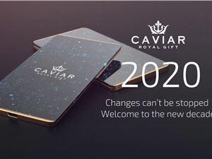 OVERPHONE 概念机 Caviar