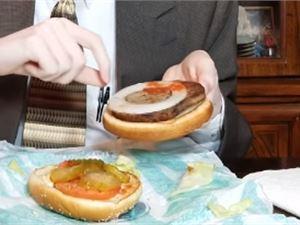 人造肉 人造肉汉堡 汉堡王 外闻