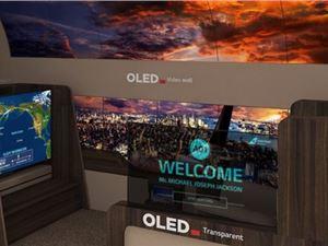 LG 可卷曲OLED电视 LG电视 外闻