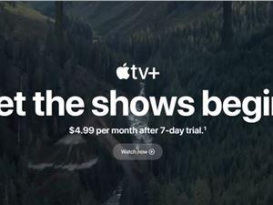 AppleTV+ 苹果流媒体 HBO 外闻