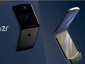 聯想折疊屏手機 Moto Razr 或二季度中國發布,支持 5G