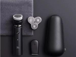 米家电动剃须刀S500C发布:剃须、洁面、修鬓三合一