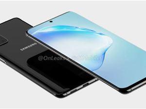 GalaxyS20Ultra5G GalaxyS20 三星手机 外闻