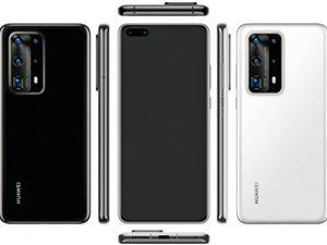 华为P40 Pro高清渲染图再曝光:将效仿Galaxy S10+推出陶瓷版