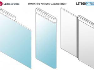 LG 折叠屏