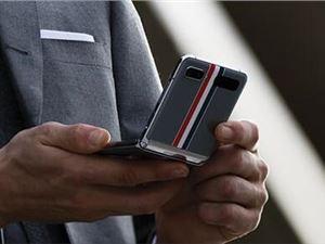 三星GalaxyZFlip 谷歌 三星翻盖折叠屏手机 外闻