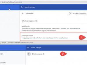 Google将密码检查功能引入Chrome设置当中