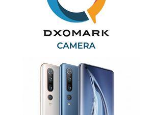 小米10Pro 小米10ProDxOMark评分 DxOMark