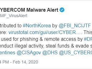 黑客 恶意软件 朝鲜黑客