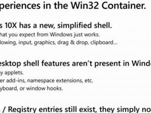 Windows10X 微軟 微軟系統