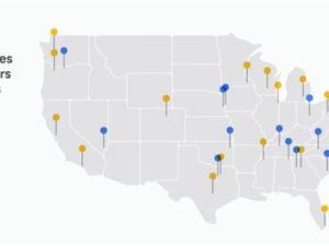 谷歌 谷歌數據中心 谷歌美國 外聞