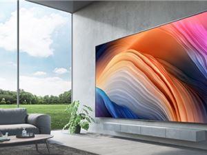 Redmi智能电视MAX 98寸发布:屏占98.8%、价格仅为友商1/5