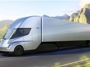 特斯拉将 Semi 电动卡车项目推迟至 2022 年