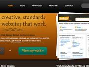 二十个国外最佳棕色网站设计案例赏析