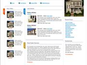 十五个高品质的房地产网站免费模板