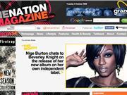 十五个国外最新在线杂志网站设计