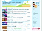 美国网站Fiverr喊出5元营销:低价、多样化