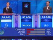 人机智力大战决战日题解:沃森答错有关中文问题